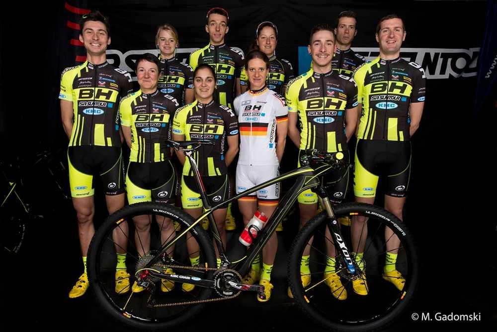 Team BH - SR Suntour - KMC