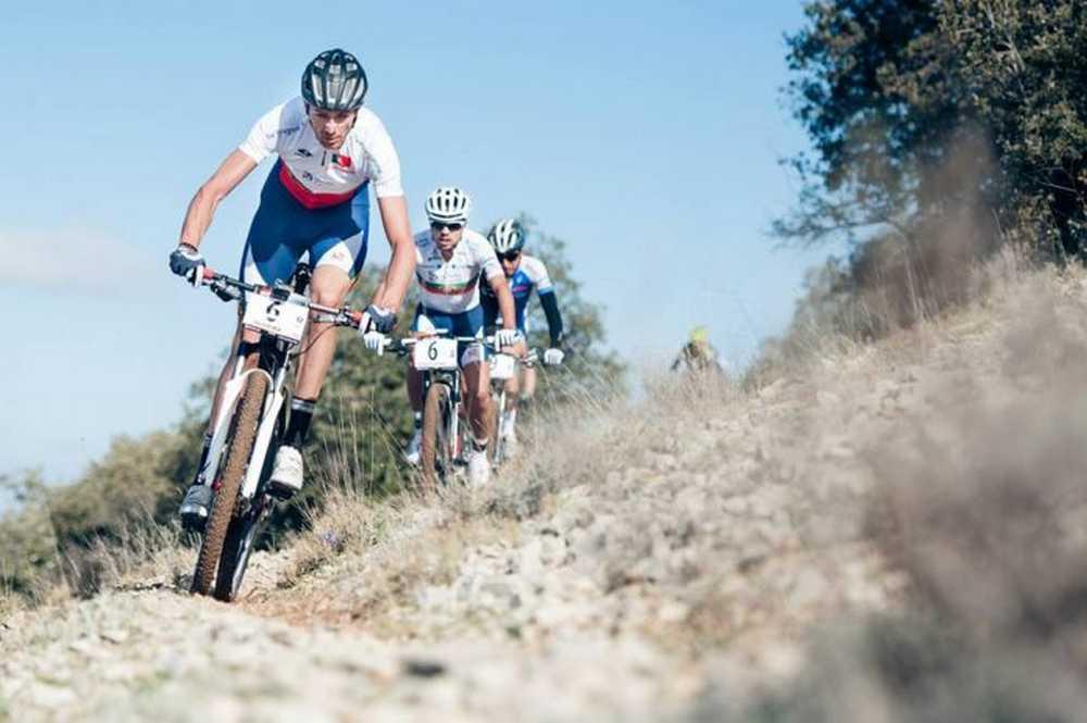 Tiago Oliveira y David Rosa Andalucia Bike Race ABR 2015