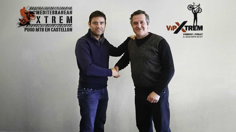 acuerdo Mediterranean Xtrem y la ViP Xtrem