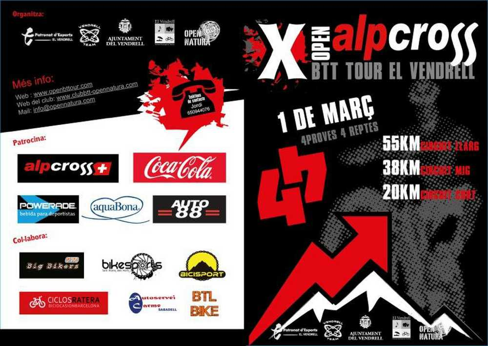 alpcross open btt flyer