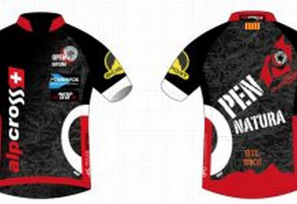 alpcross open btt maillot