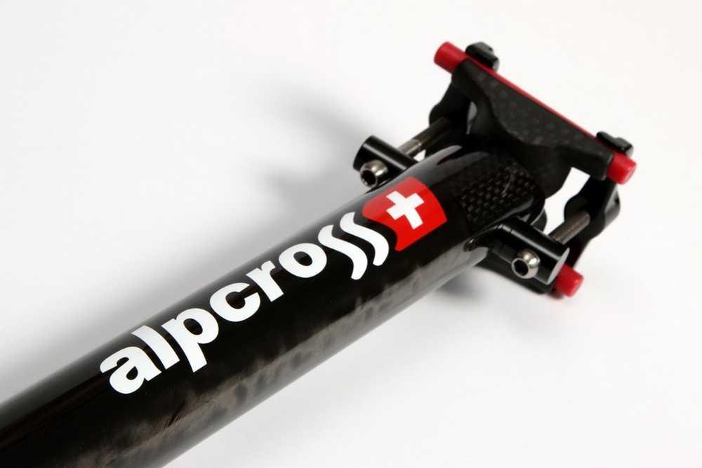 alpcross tija negro