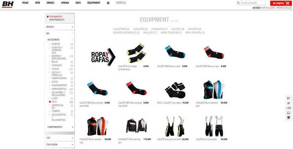 BH Online Shop