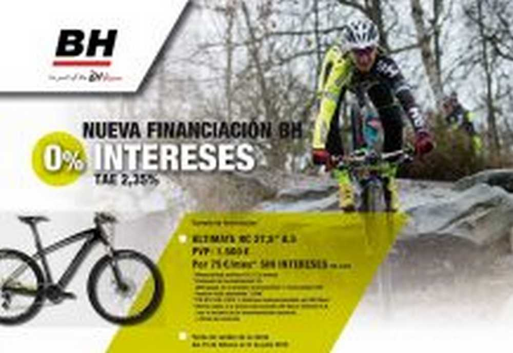 BH financiación sin intereses