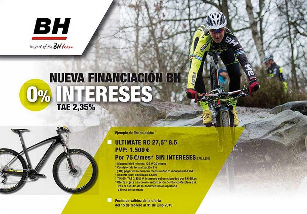 BH financiación sin intereses