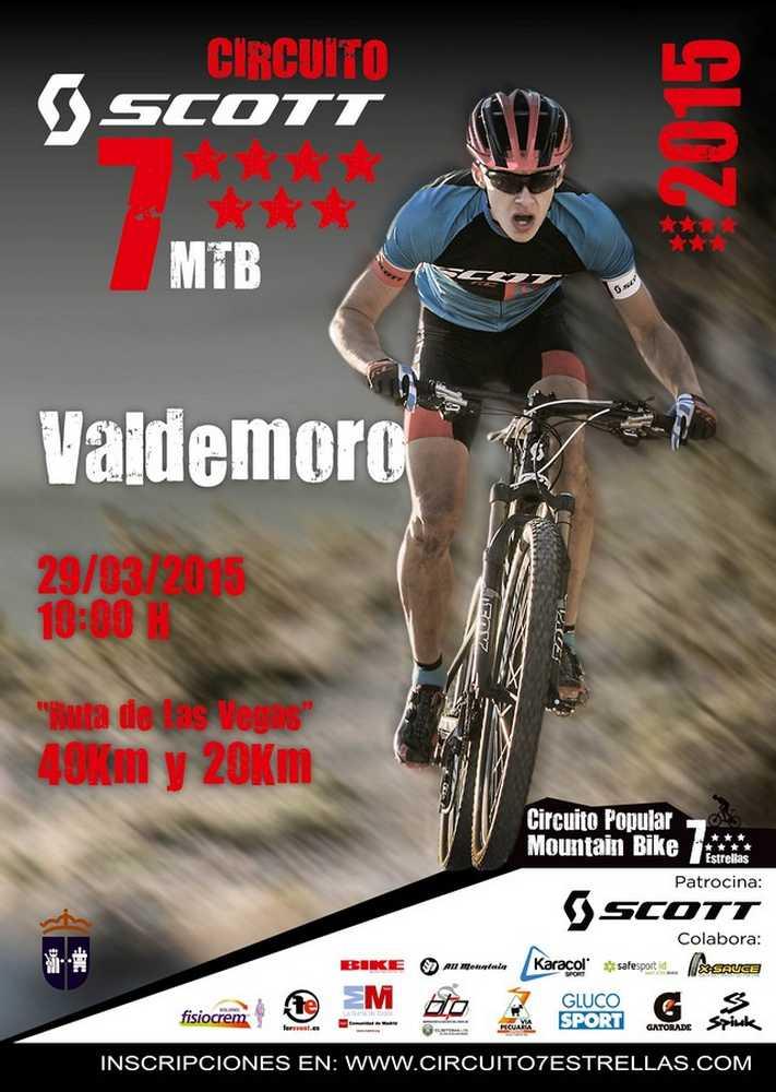 Cartel Valdemoro CIRCUITO_SCOTT_7_ESTRELLAS
