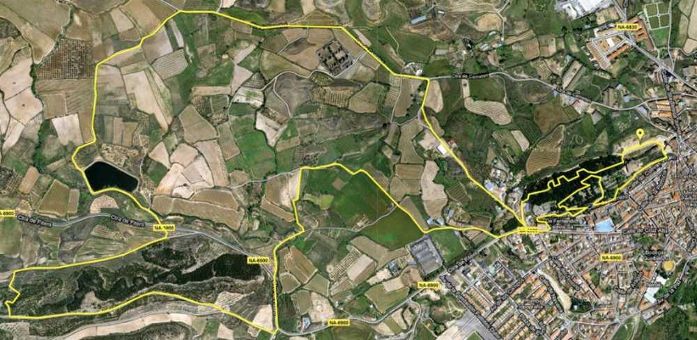 Circuito CCR Cascante