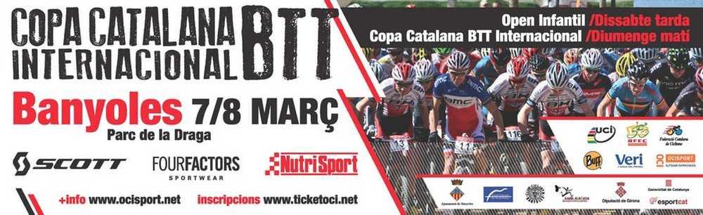 Copa Catalana Internacional de BTT Banyoles 2015