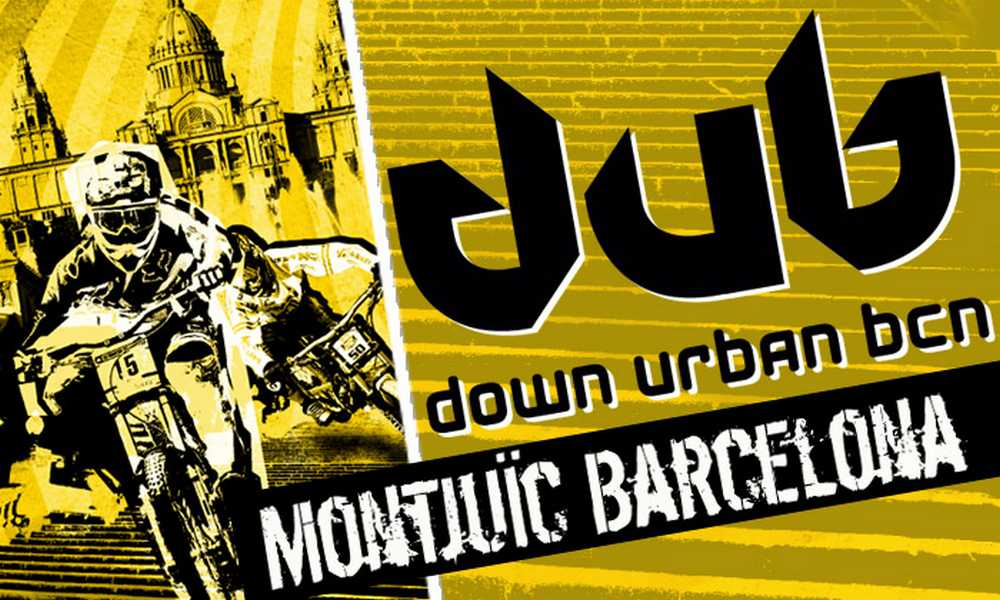 Down Urban Barcelona