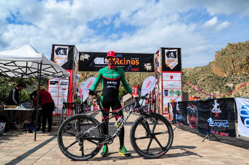 El ganador de la Carrera de la 2 Reinos, Leao Pinto