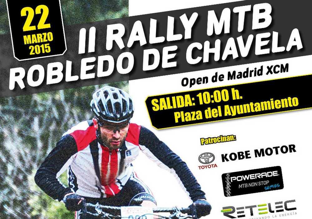 II Rally BTT Robledo - Robledo de Chavela