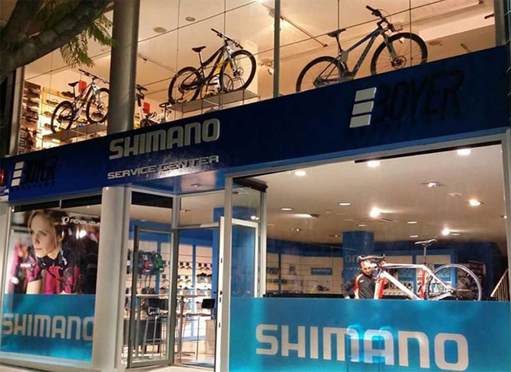 Nuevo Shimano Service Center en Alicante de la mano de Ciclos Boyer