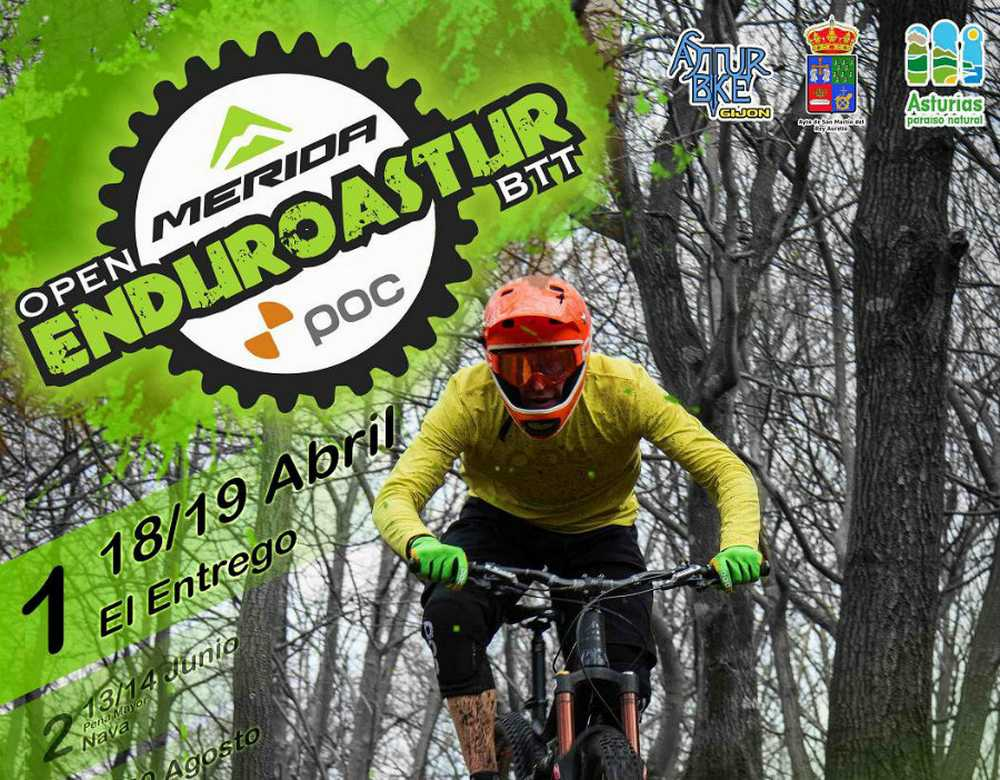 EnduroAsturBTT El Entrego 2015