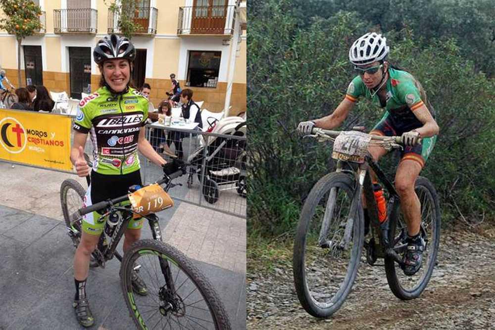 Susana Alonso y Muriel Bohueten la IBZMMR15