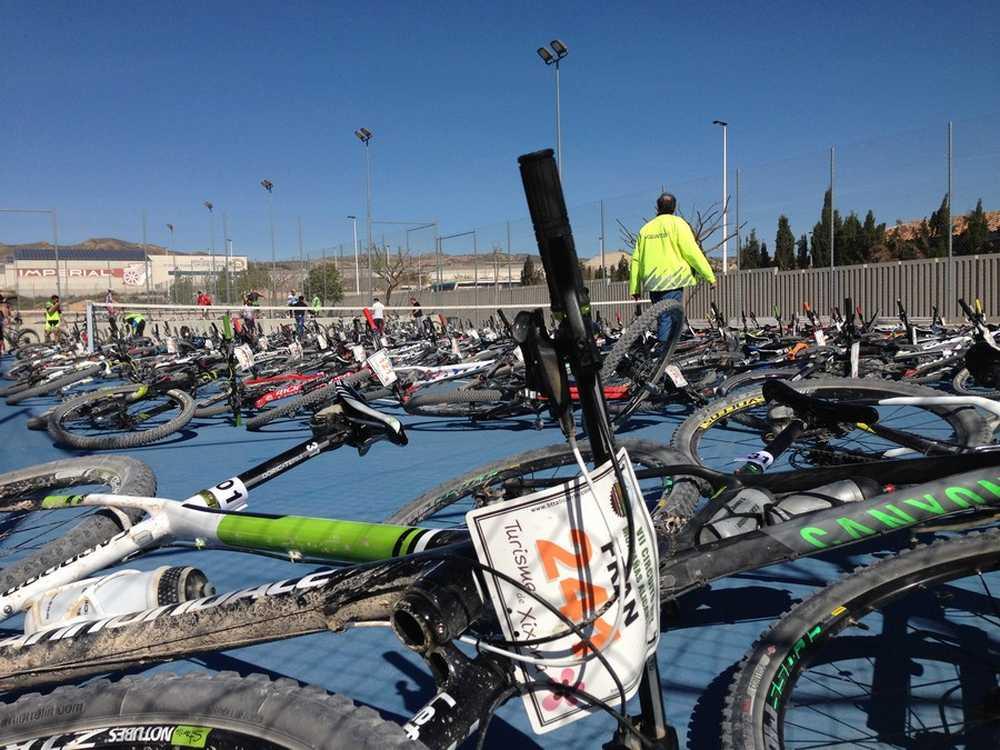 VI Marcha BTT Serra de Crevillent - Crevillente (Alicante) 10