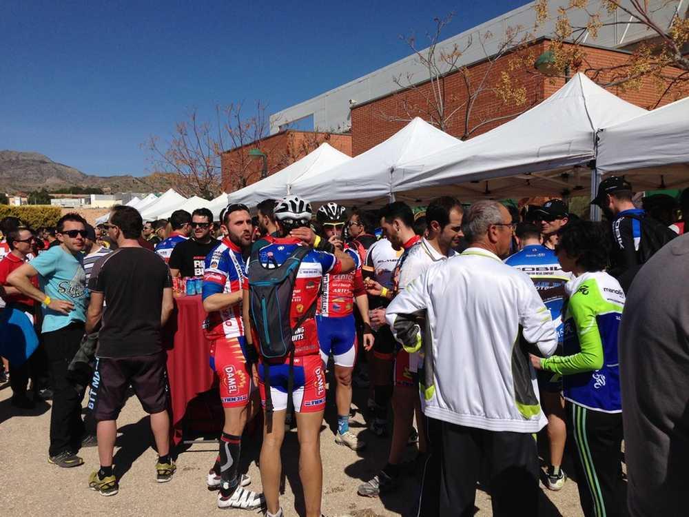 VI Marcha BTT Serra de Crevillent - Crevillente (Alicante) 11
