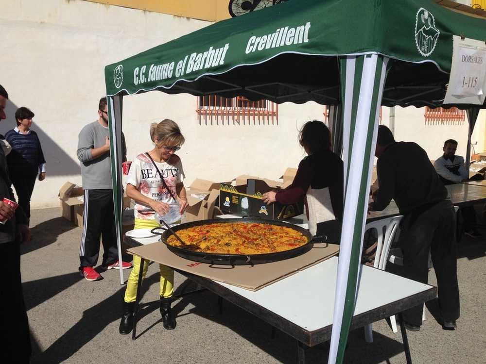 VI Marcha BTT Serra de Crevillent - Crevillente (Alicante) 8