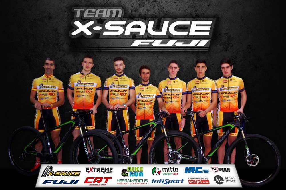 Xsauce Fuji Team