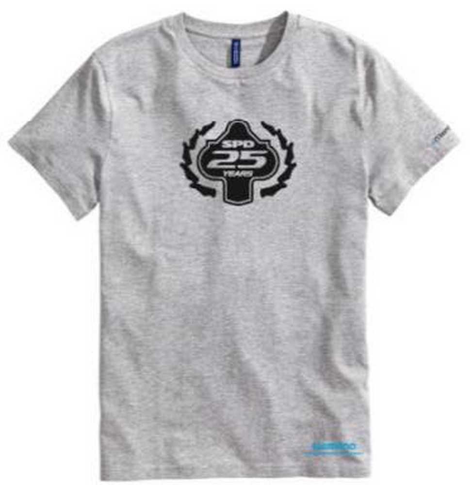 camiseta regalo zapatillas Shimano M163 - 25 Aniversario SPD