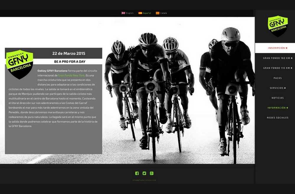 web I Oakley-GFNY Barcelona