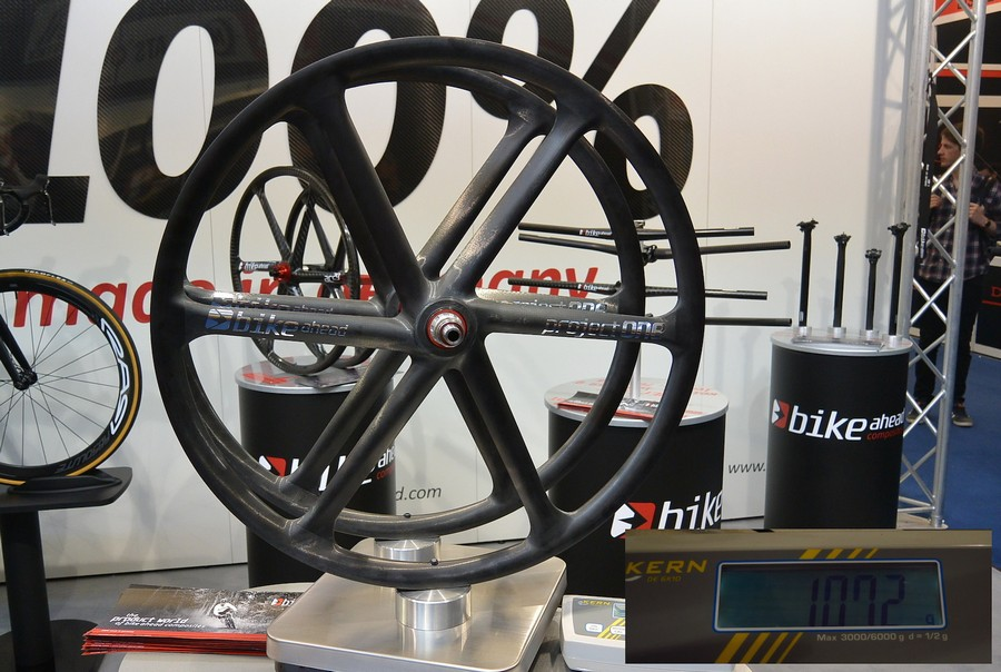 ruedas bikeAhead 1111 Project One