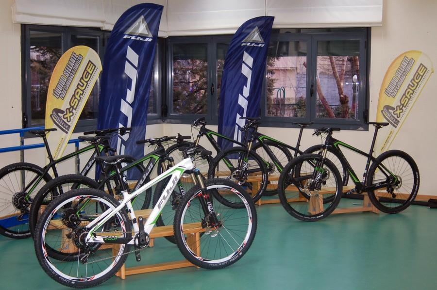 xsauce fuji bikes