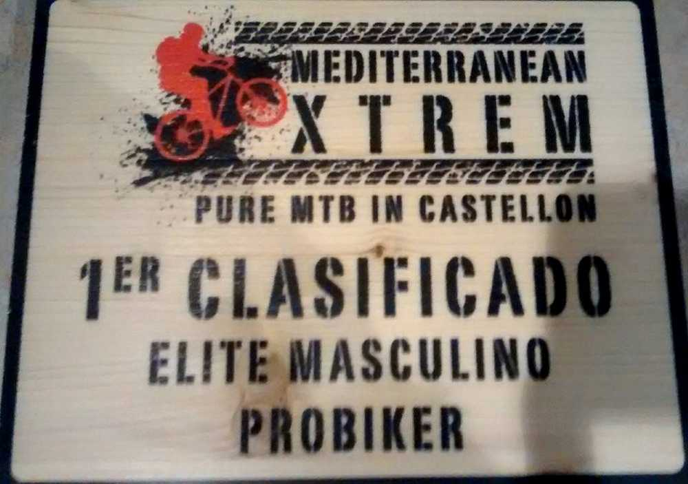 MedXtrem 2015 primer clasificado Probiker
