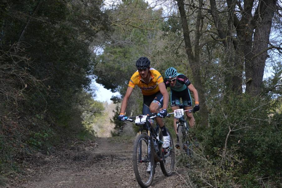 Tiago Ferreira y Alexander Gehbauer volcat-pobla-claramunt 0012