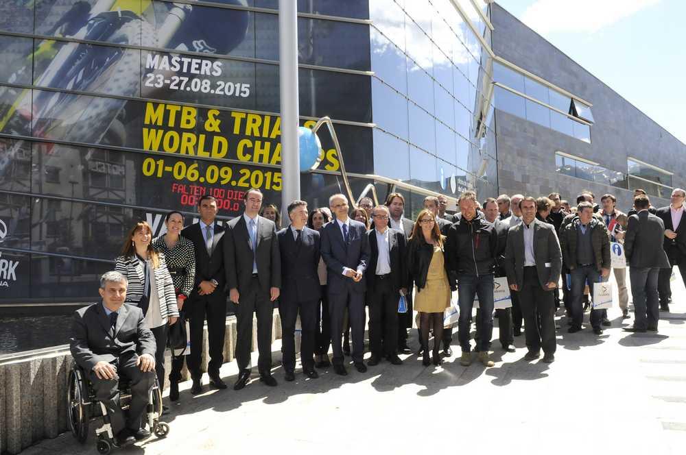 Servei Fotogràfic Govern d'Andorra.