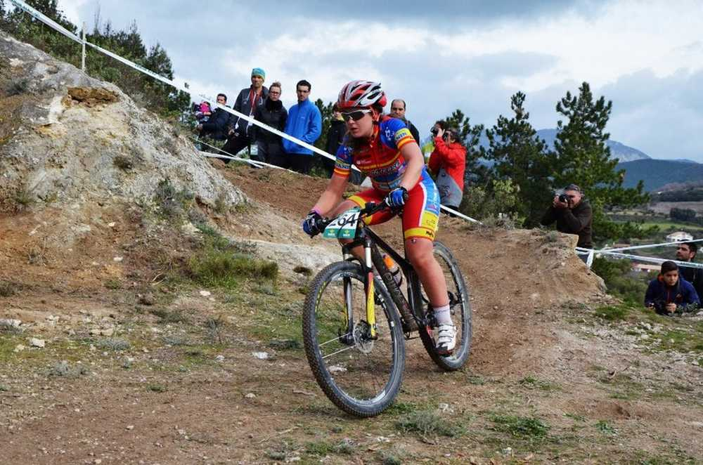 Aurea Ruiz Superprestigio Caja Rural-RGA MTB