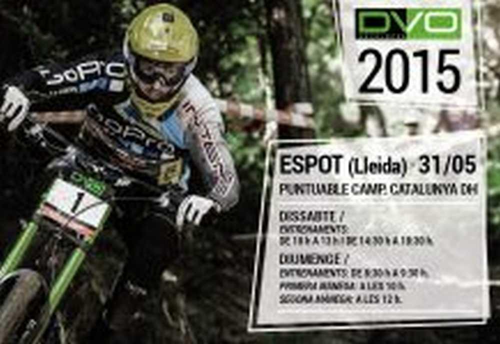 Campeonato de Cataluña de DH y 3ª prueba de la DVO Downhill Cup 2015Campeonato de Cataluña de DH y 3ª prueba de la DVO Downhill Cup 2015