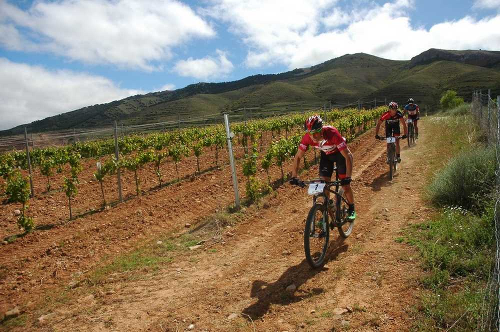 Carlos Coloma y Catriel Soto en La Rioja Bike Race 2015