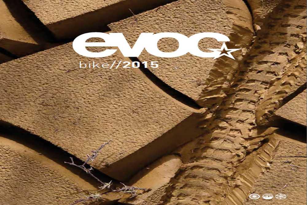 Catálogo EVOC Bike 2015