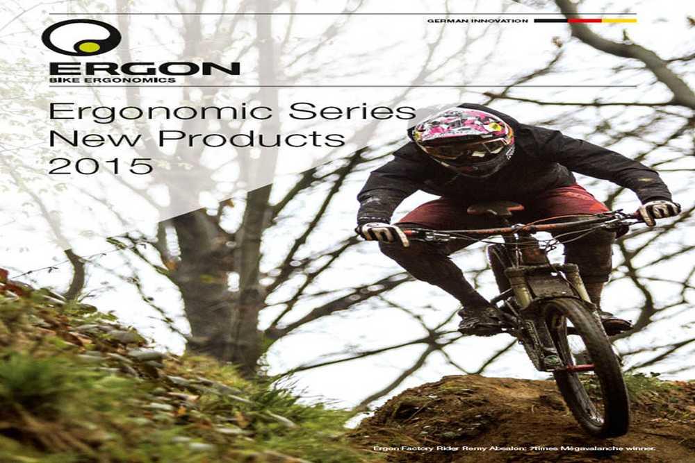 Catálogo Ergon 2015