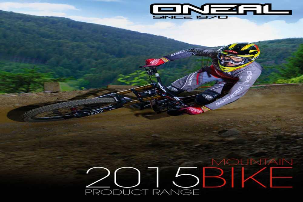 Catálogo ONeal Azonic 2015