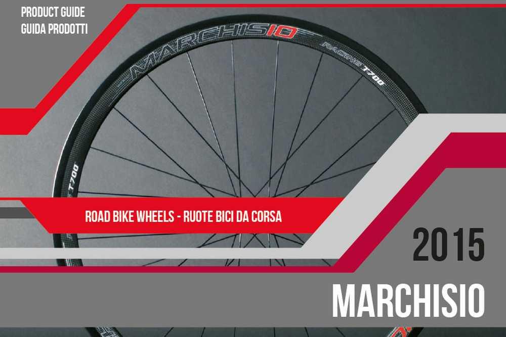 Catálogo ruedas Marchisio 2015