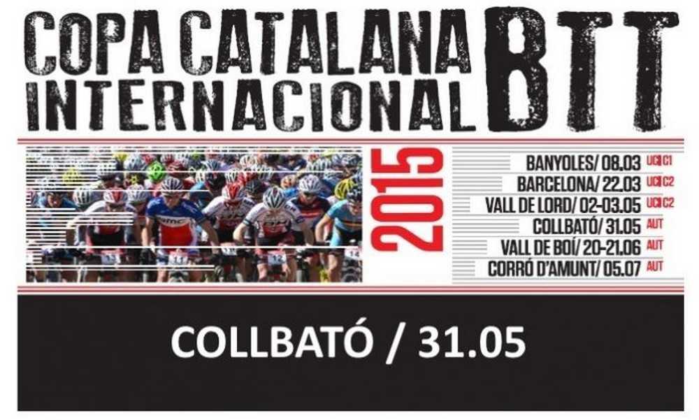 Copa Catalana Internacional de BTT Collbató 2015