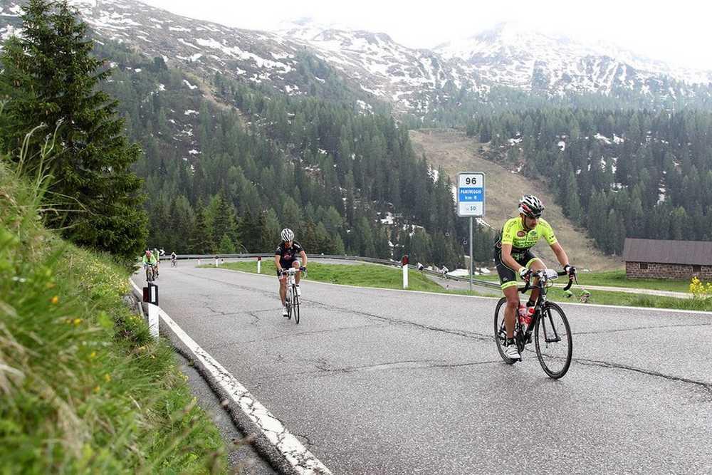Gran Fondo Dolomiti Sportful 2015