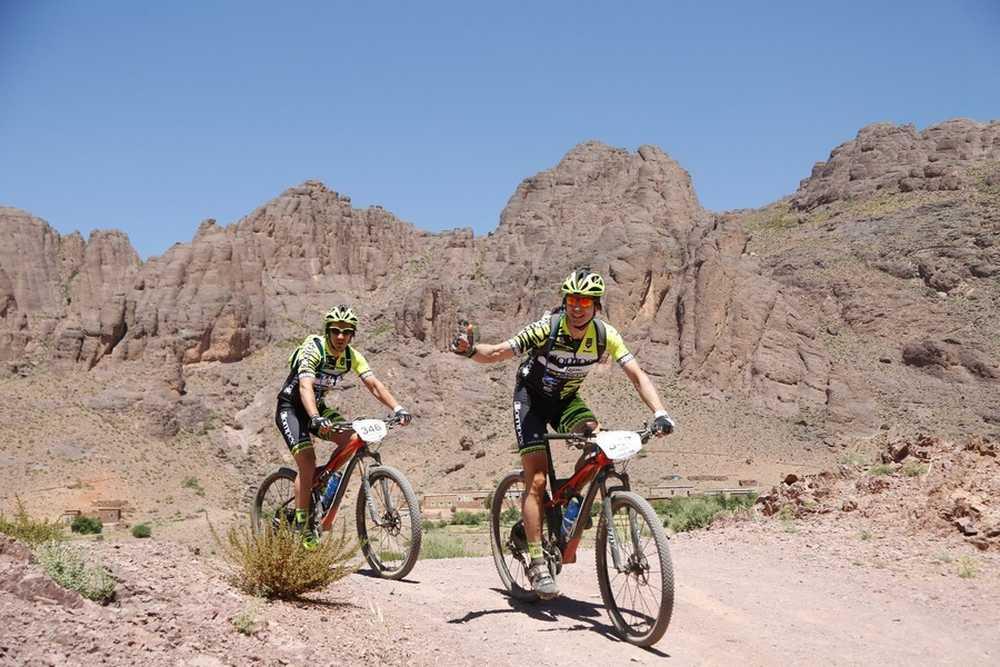 Paula Quiñones Titan Desert  EquipoCompex 02