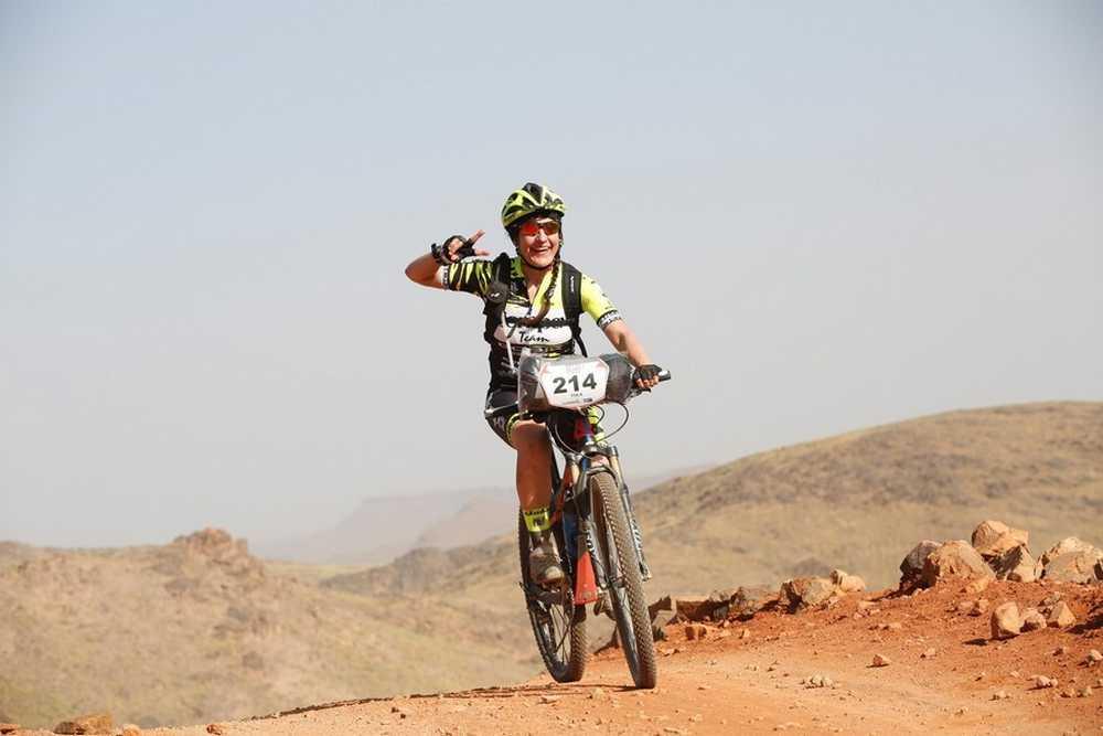 Paula Quiñones Titan Desert  EquipoCompex 06