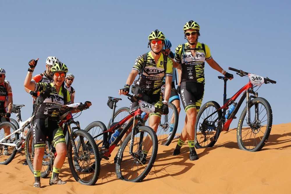 Paula Quiñones Titan Desert  EquipoCompex 08