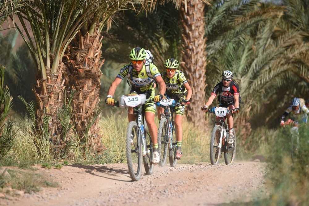 Paula Quiñones Titan Desert  EquipoCompex 18