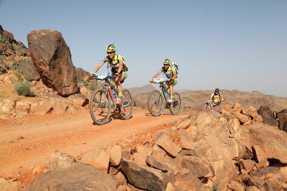 Paula Quiñones Titan Desert  EquipoCompex 22