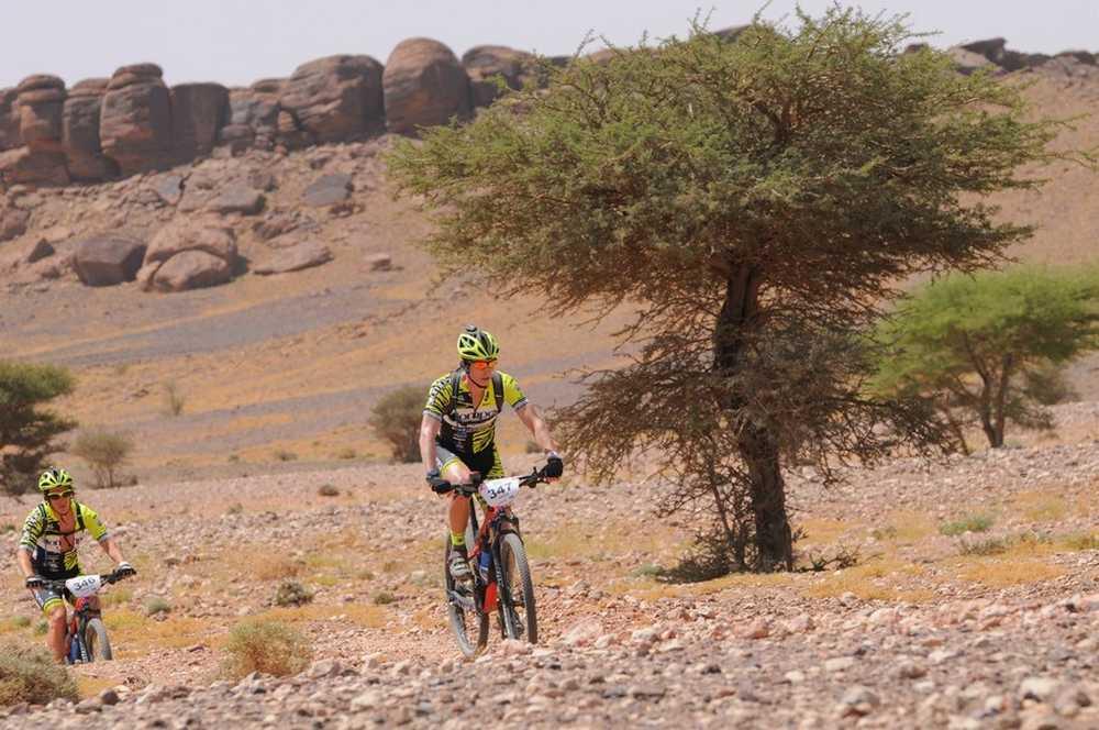 Paula Quiñones Titan Desert  EquipoCompex 23
