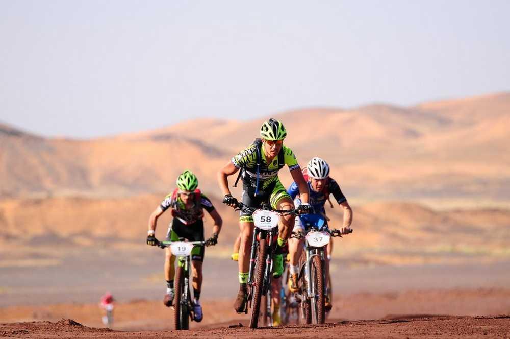Paula Quiñones Titan Desert  EquipoCompex 27