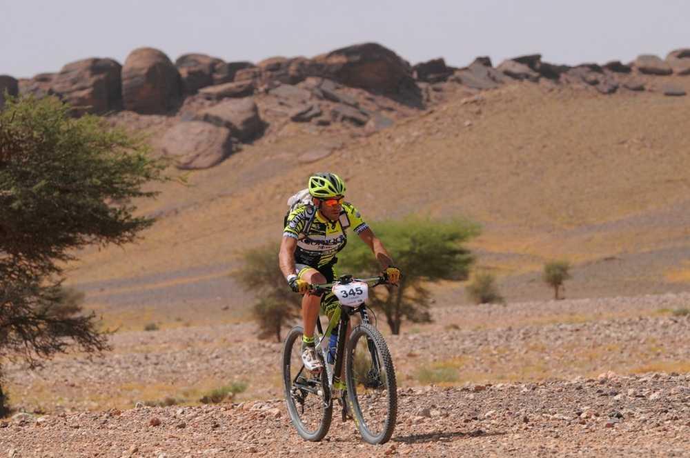 Paula Quiñones Titan Desert  EquipoCompex 28