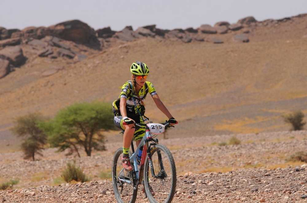 Paula Quiñones Titan Desert  EquipoCompex 29
