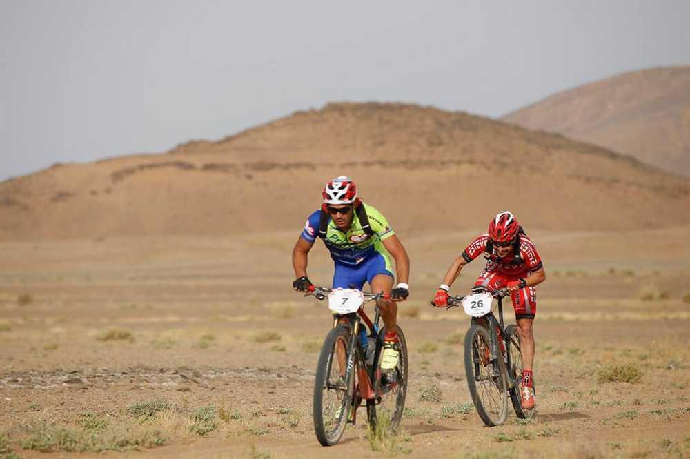 Pedro Trujillo titan desert 2015