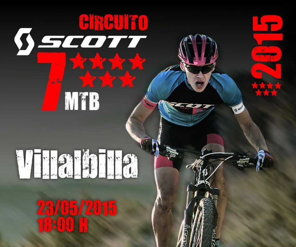 Circuito 7 Estrella Villalbilla