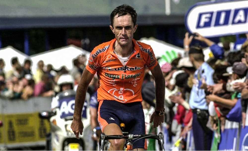 Roberto Laiseka Euskaltel Orbea